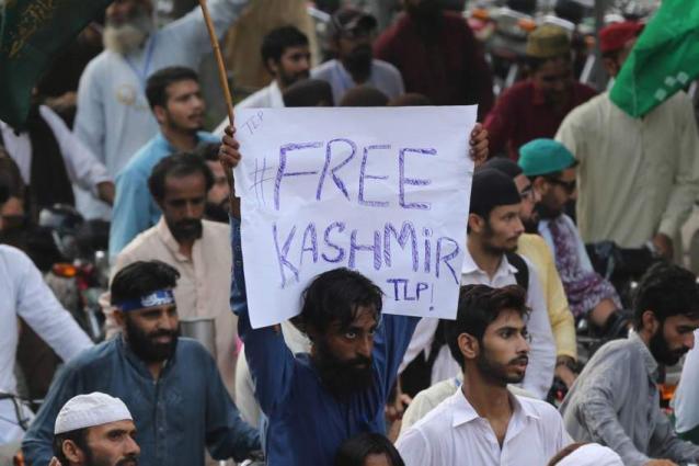 Amnesty International voices support for Kashmiris, urges Modi to end lockdown