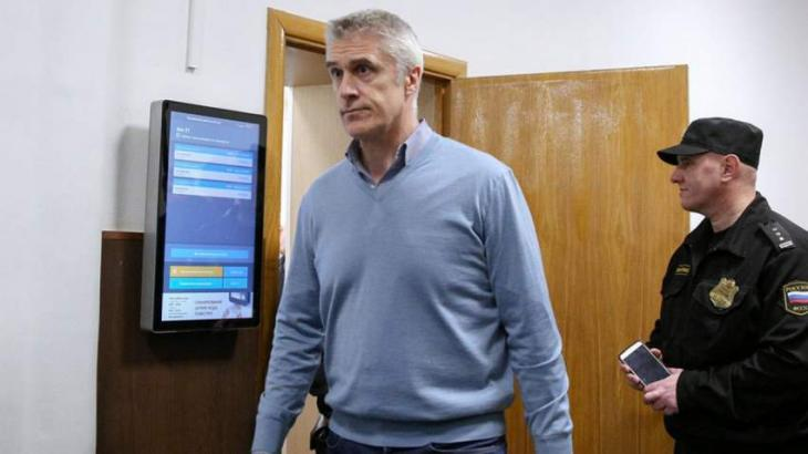 Moscow City Court Releases Baring Vostok Top Manager Delpal on House Arrest