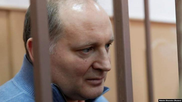 Russia releases French banker from jail to house arrest