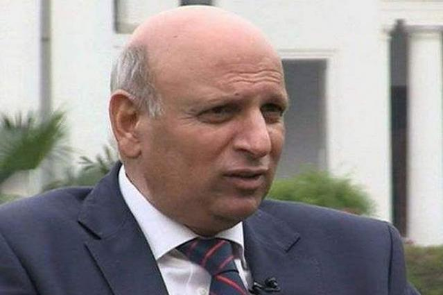 Pak nation is with oppressed Kashmiris for their just cause of freedom: Punjab Governor Chaudhry Muhammad Sarwar