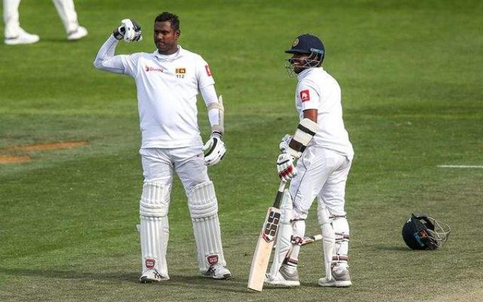 Sri Lanka v New Zealand scoreboard