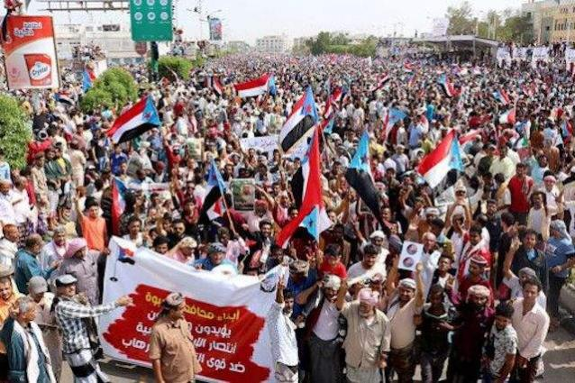 Saudi-UAE delegation in Aden to discuss separatists' pullout