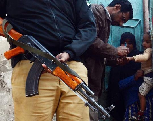 Unidentified gunmen kill couple in Mastung