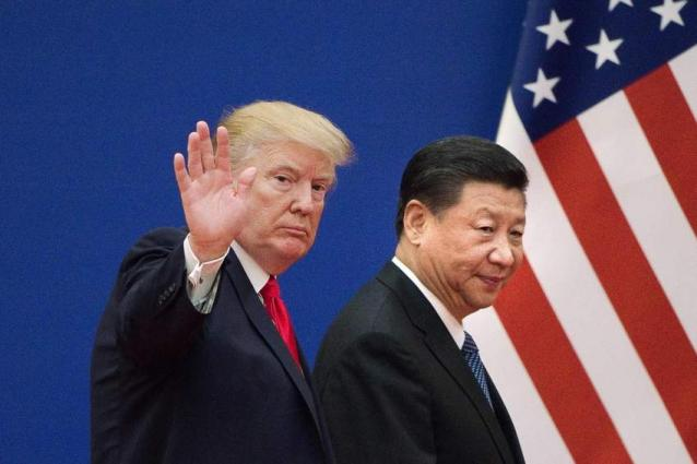 Trump Says US-China Trade Deal Has to Concluded 'On Our Terms'