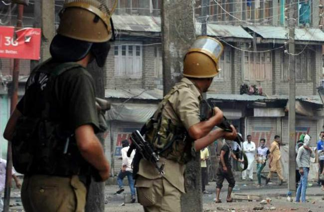 Traders urge int'l community to take notice of Indian atrocities in held Kashmir