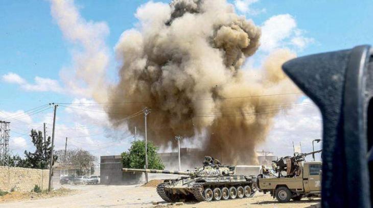Haftar Army Targeted Turkish Drones When Attacking Zuwara Airport Thursday - Spokesman
