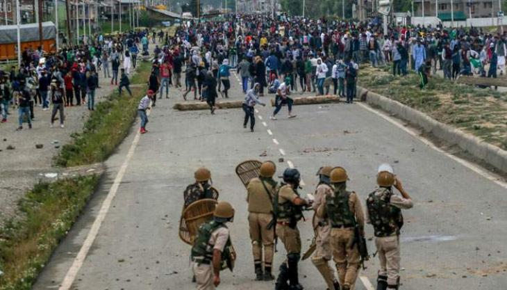 Black day observed to condemn Indian atrocities in occupied Kashmir
