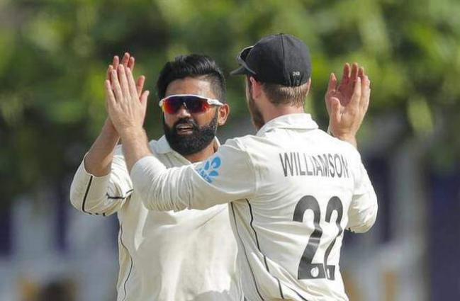Patel takes five wickets as Sri Lanka reach 227 for seven