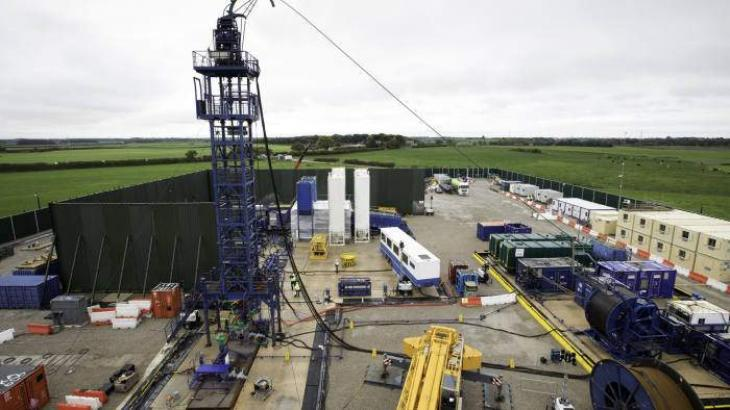 UK Government Defends Shale Gas Extraction After Cuadrilla Resumes Fracking in Lancashire
