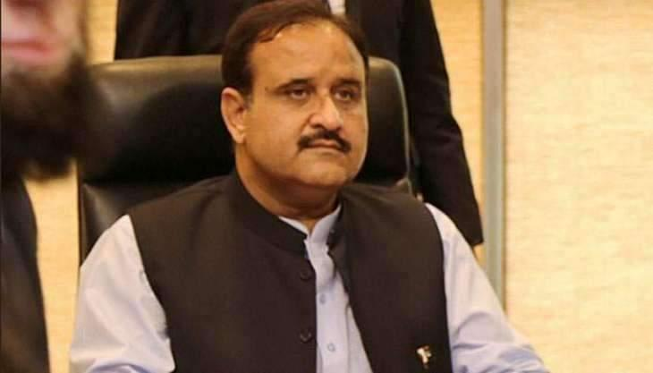 Punjab Chief Minister Sardar Usman Buzdar announces to name 36 roads and nine parks in Punjab after Kashmir