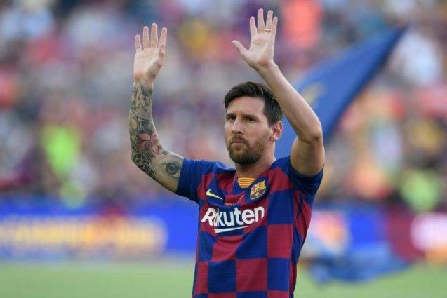 Barcelona will not risk Messi for La Liga opener against Bilbao