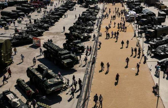 Int'l Army Games 2019 Prove Russia Champions Military Industry - Venezuela's Minister