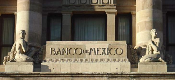 Mexico central bank cuts key interest rate a quarter-point amid slowdown