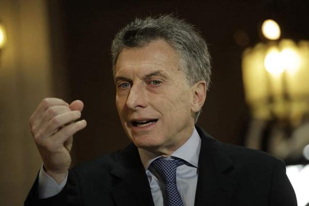 Argentina Eliminates VAT on Essential Food Products Amid Peso Drop - President Mauricio Macri