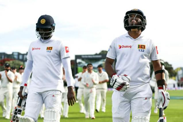 New Zealand level with Sri Lanka in first Test
