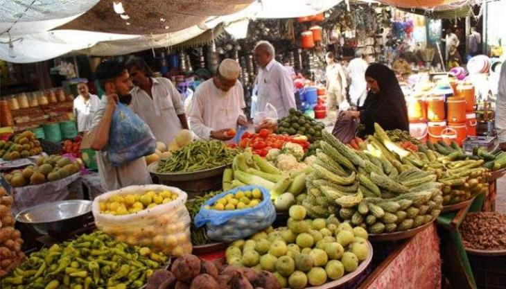 Weekly inflation up 1.23 percent