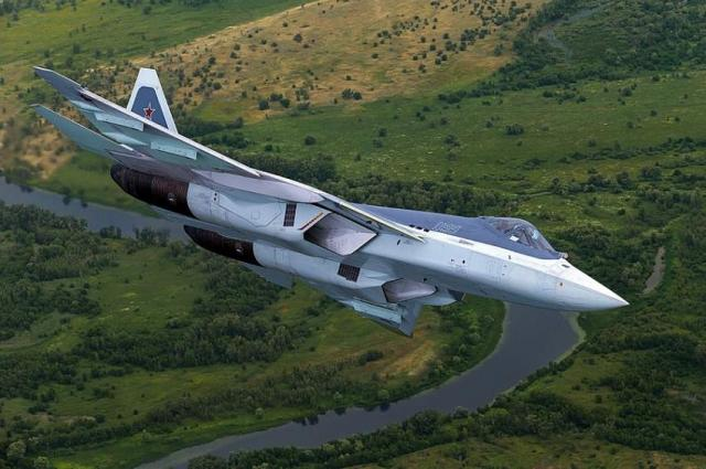 Russia to Present Su-57, Il-112 Export Versions at MAKS-2019 Air Show - Rosoboronexport