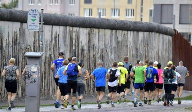 Race to remember Berlin Wall victims, 30 years on