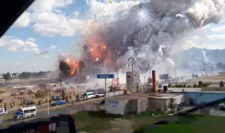 At Least 13 People Injured in Fireworks Explosion in Southern France - Reports