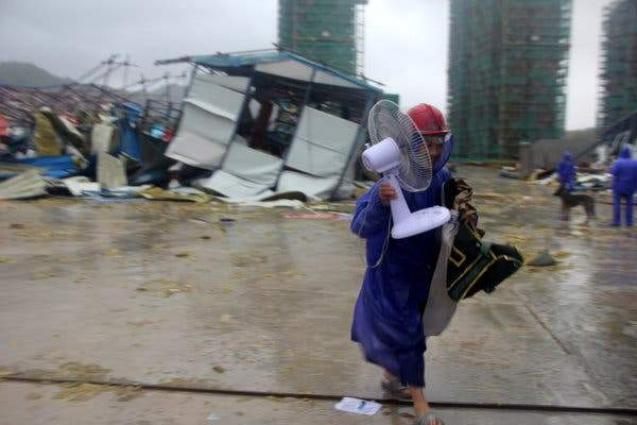 Some 85,000 People Affected by Powerful Lekima Typhoon in Northeastern China - Reports