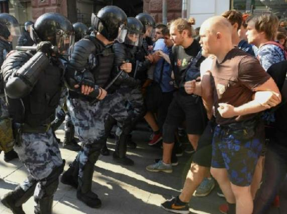 Russian opposition to defy authorities with fresh protests