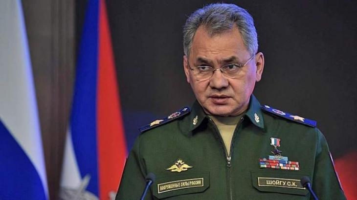 Shoigu Says Russian Military Would Welcome NATO Counterparts at International Army Games