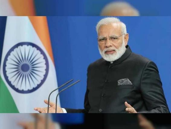 Indian Prime Minister to visit UAE Saturday