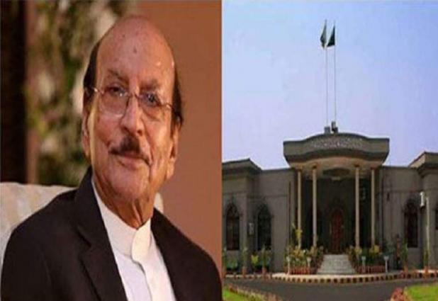 Islamabad High Court accepts Qaim Ali Shah's interim bail till Aug 29