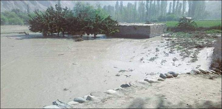 GB Governor assures to get special grant for flood affected areas
