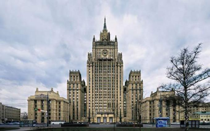 Russian Foreign Ministry Welcomes Signing of Sudan's Constitutional Declaration
