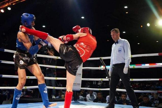 Abu Dhabi seeking to be regional centre of Muay Thai sport in MENA