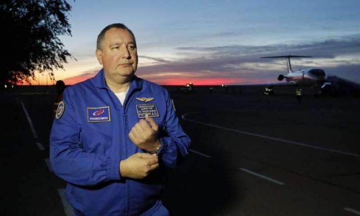 Roscosmos' Dmitry Rogozin Announces Creation of Russian Navigation System for Space Travel
