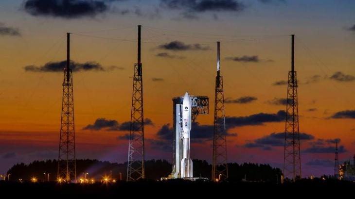 Delta IV Rocket Launches Next GPS III Satellite for US Air Force - United Launch Alliance