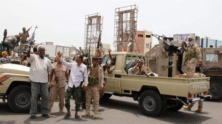 Saudi Forces Arrive in Yemen Amid Tensions Between Gov't, Southern Transitional Council
