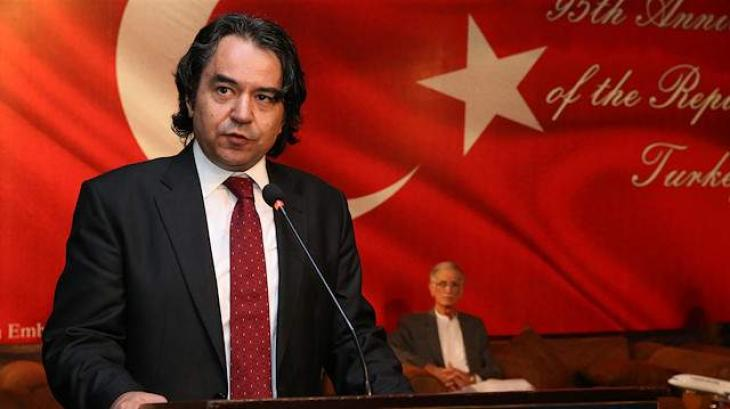 Pakistan-Turkey Educational Linkage To Get Stronger: Envoy