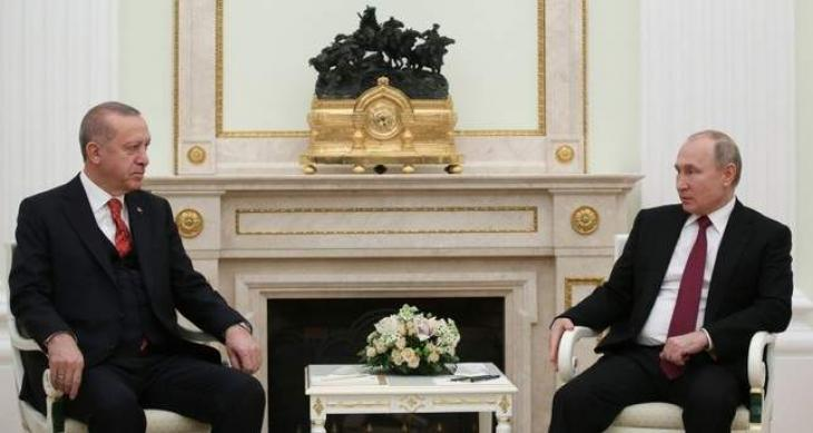 Erdogan Slams Ceasefire Violations in Idlib in Phone Talks With Putin - Administration