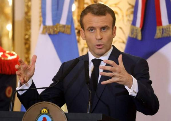 Macron believes Bolsonaro 'lied' on climate at G20: France