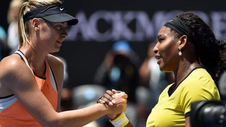 Serena Williams meets Maria Sharapova in US Open first round