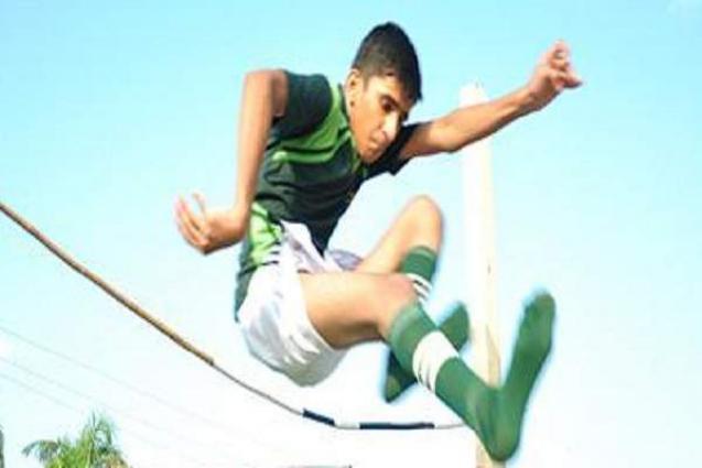 Jashn-e-Azadi, Kashmir solidarity; boys athletics competitions held