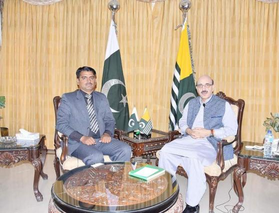 Repeal of Article-370 scrapped Maharaja's deal with India: AJK president