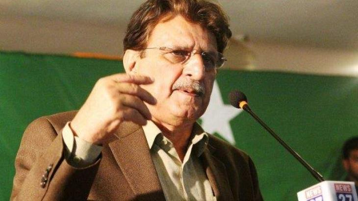 AJK Prime Minister seeks world's immediate intervention to save Kashmiris from mass genocide