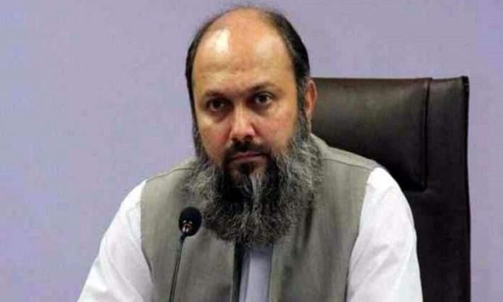 CPEC project creates lot of opportunities for youth in country, Balochistan: Jam Kamal Khan