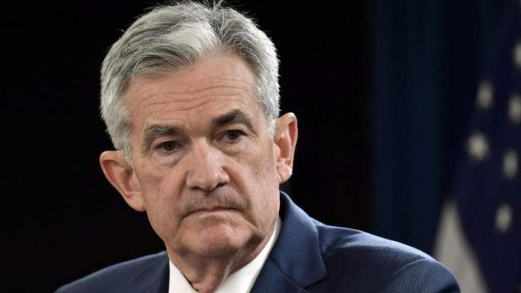 US Economy in Favorable Place Despite Trade Policy Weakening Manufacturing - Fed Chair