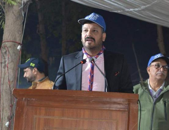 DMC-East chairman for completion of municipal works before Muharram
