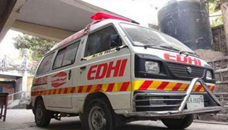 Man killed in road accident in Dir Lower