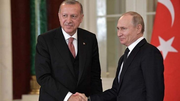Kremlin Spokesman Confirms Putin-Erdogan Talks in Moscow on August 27