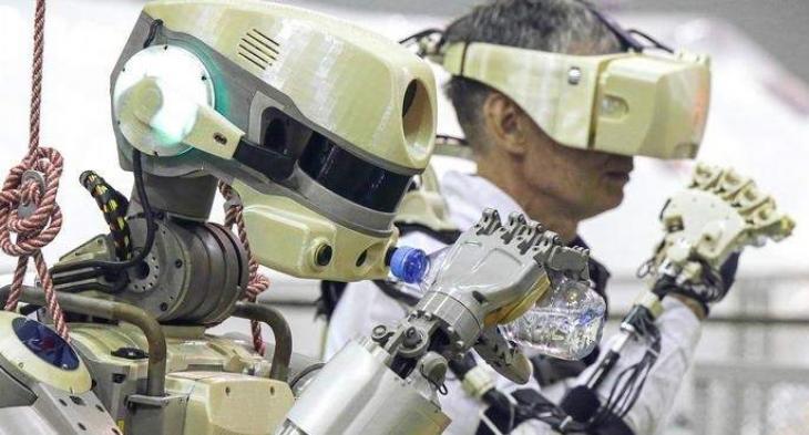Creators of Russia's Humanoid Robot Consider Its Flight to Space Big Success