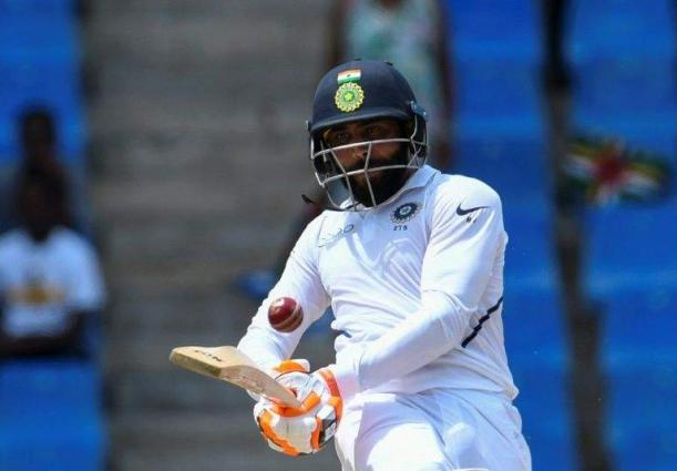 Jadeja leads India to 297 in first Test