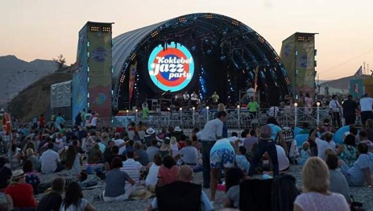 International Koktebel Jazz Party Festival in Crimea Officially Opens - Founder