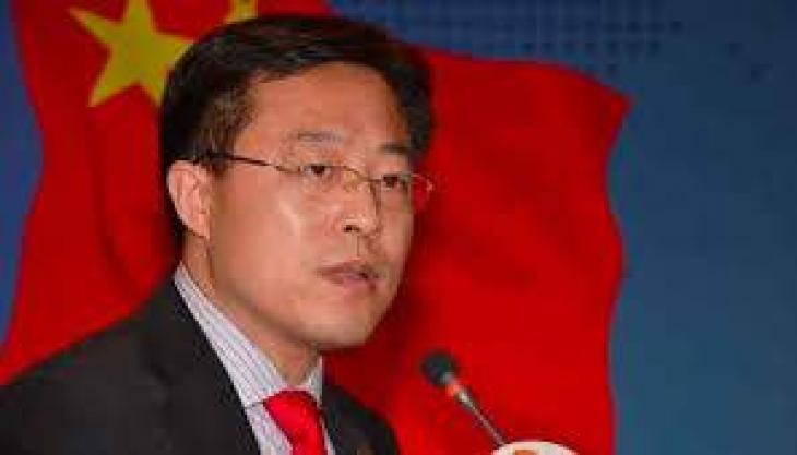 Chinese diplomat Zhao Lijian holds senior foreign ministry post
